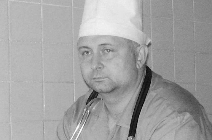 Заступник головного лікаря з анестезіології та реанімації в Омській ЛШМД №1 Сергій Максимишин