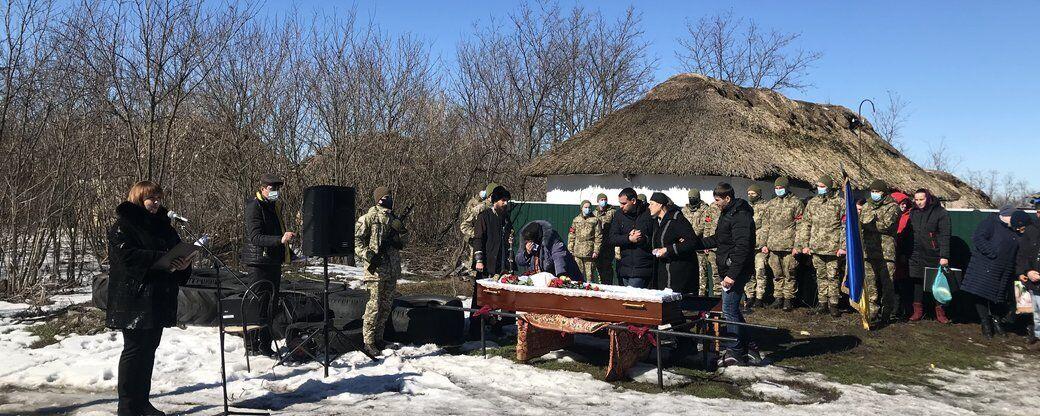 У загиблого воїна ЗСУ з Полтавщини лишилися батьки і четверо братів