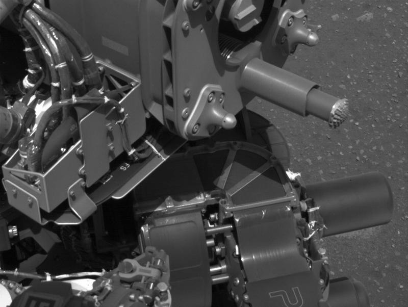 Фото, зроблене на Марсі 3 березня