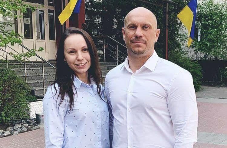 Екатерина и Илья Кивы
