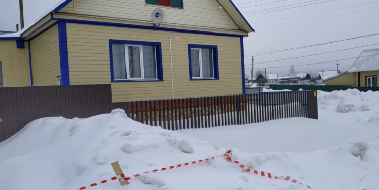 Будинок, де сталося вбивство