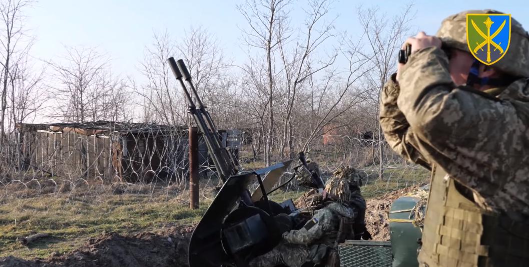 На півдні ЗСУ тренувалися протидіяти терористичним загрозам
