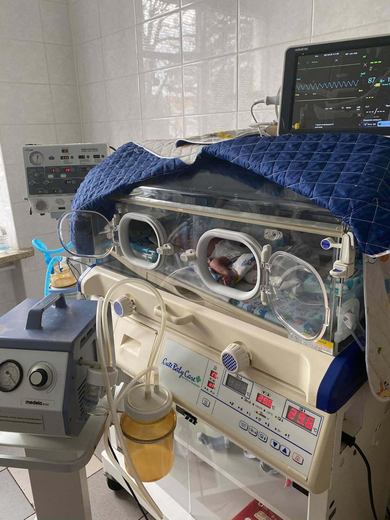 Стан малюка після операції покращується