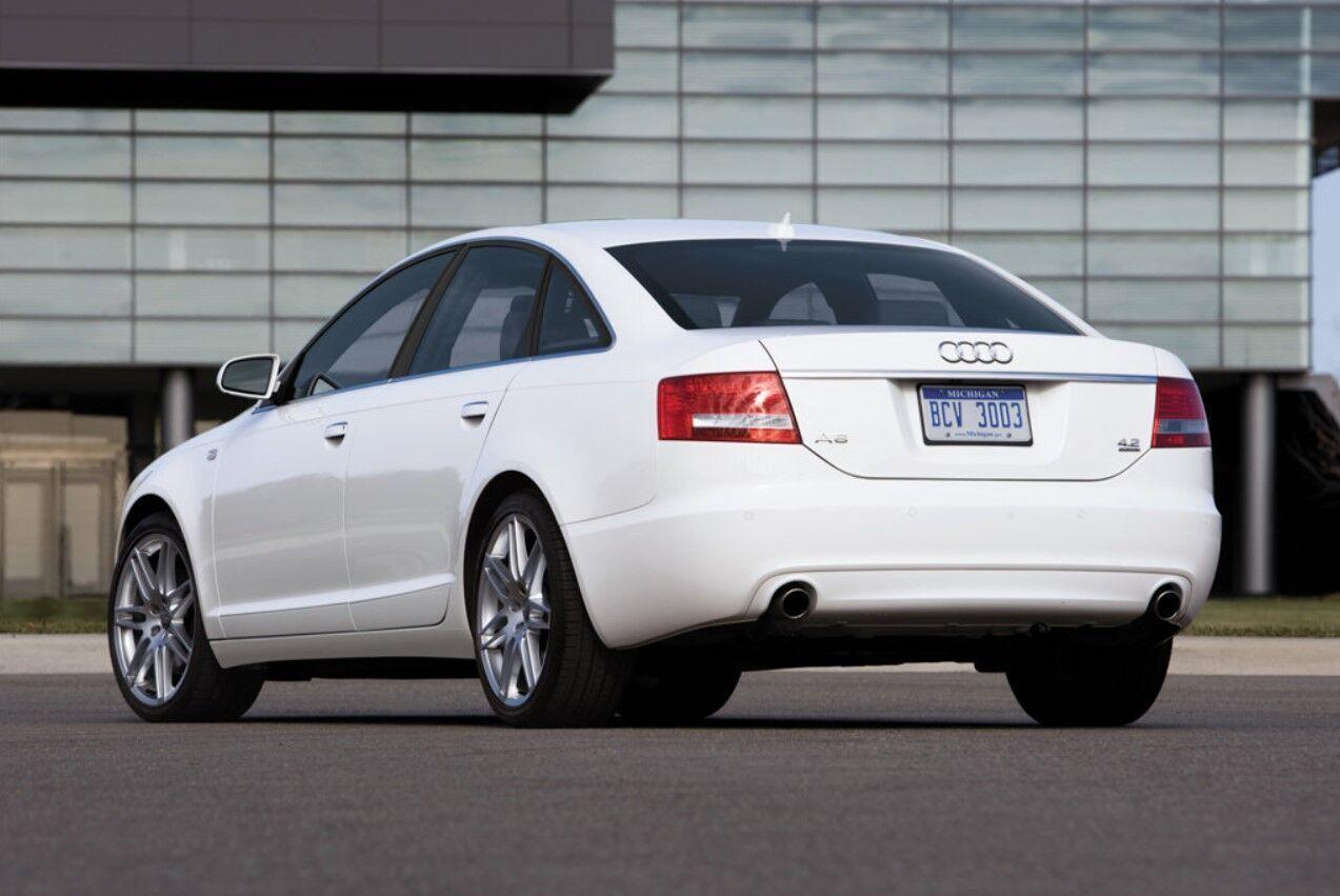 Audi A6 – стильный автомобиль