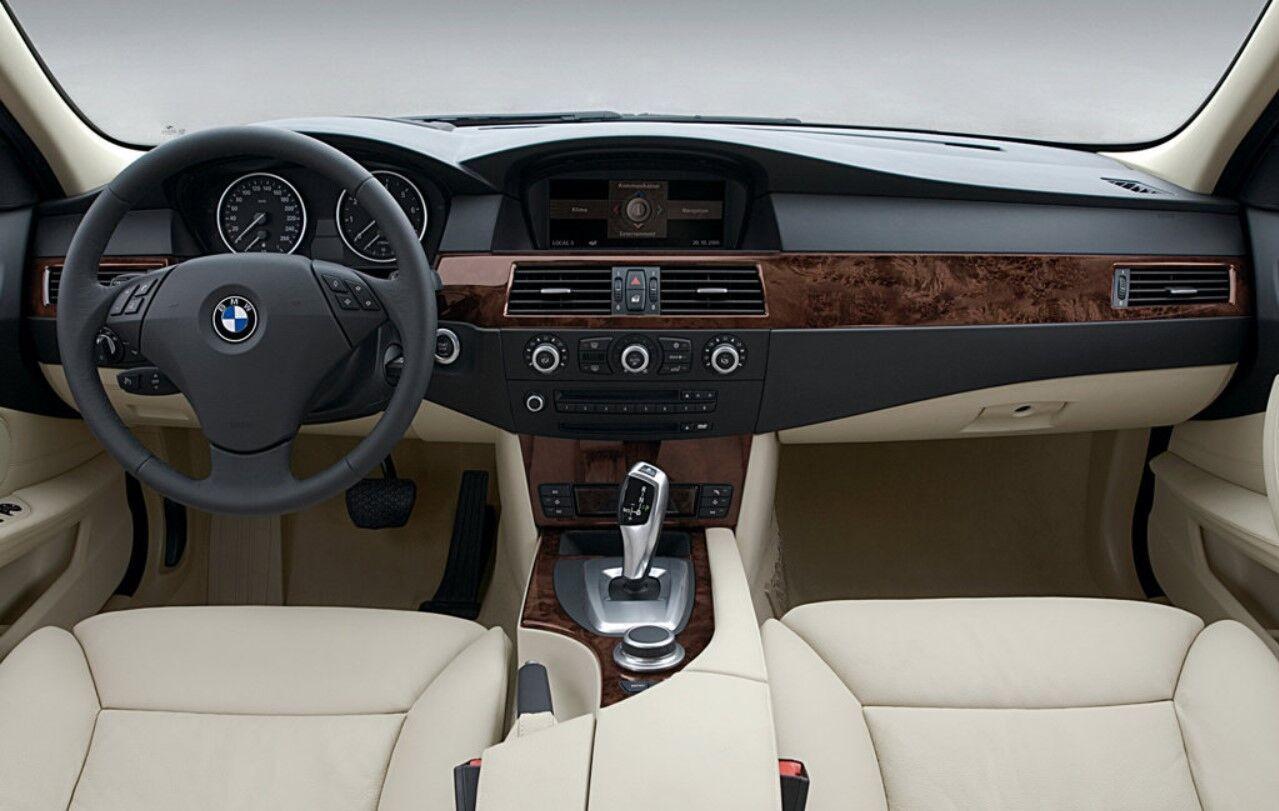 На рынке б/у авто много предложений по продаже BMW E60