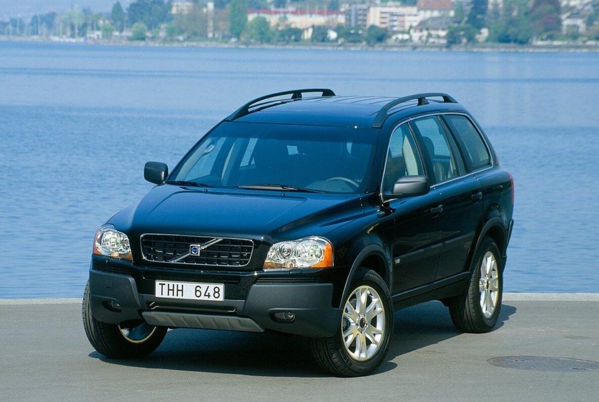 Кросовер Volvo XC90 – чудовий автомобіль