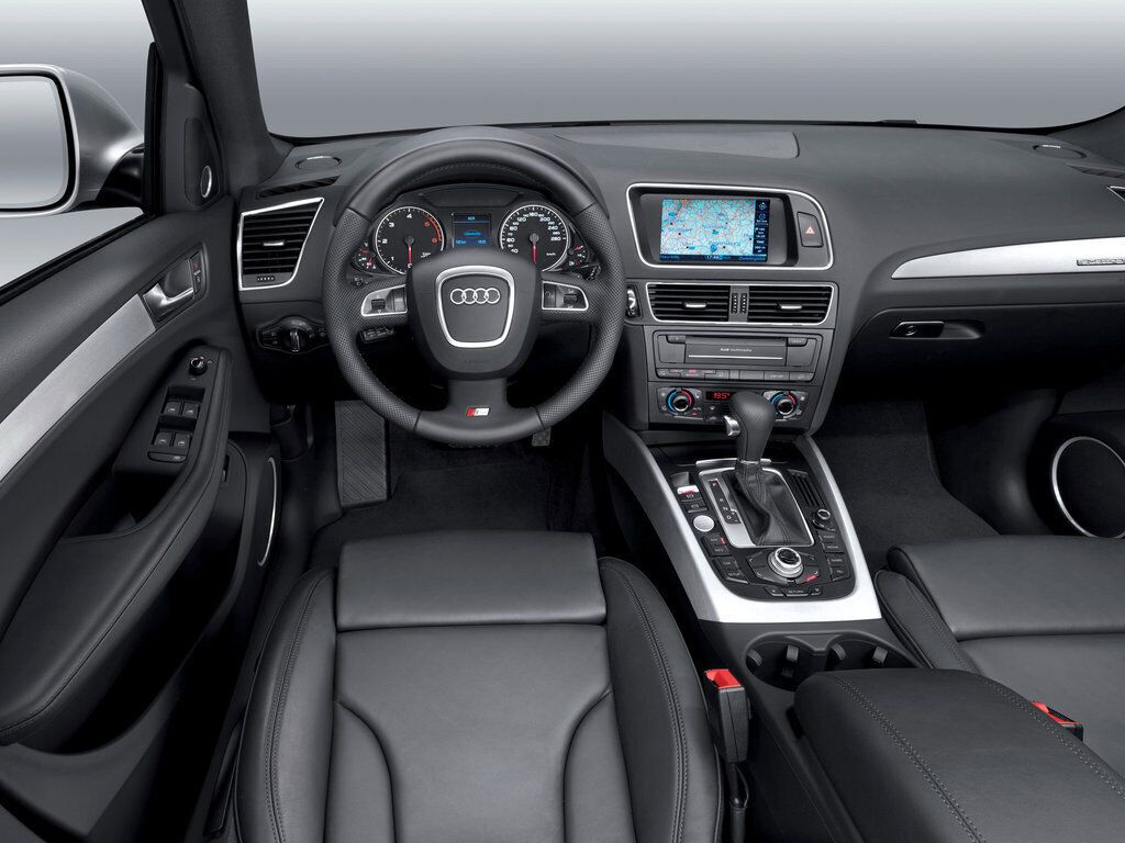 Audi Q5 первого поколения – все еще актуальная машина