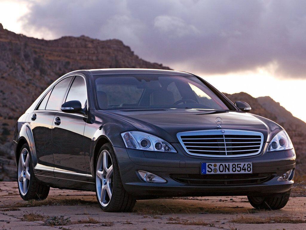 Mercedes W221 – один из лучших S-class