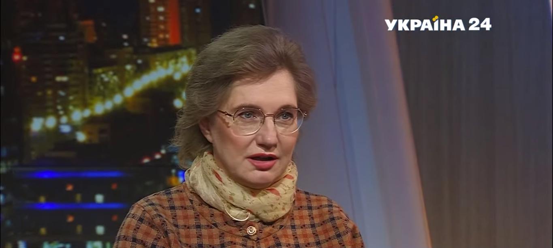 Доктор медицинских наук Ольга Голубовская