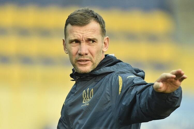 Андрій Шевченко.