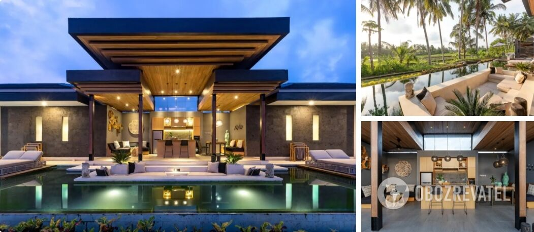 Особняк на Бали можно арендовать на Airbnb за $197 за ночь