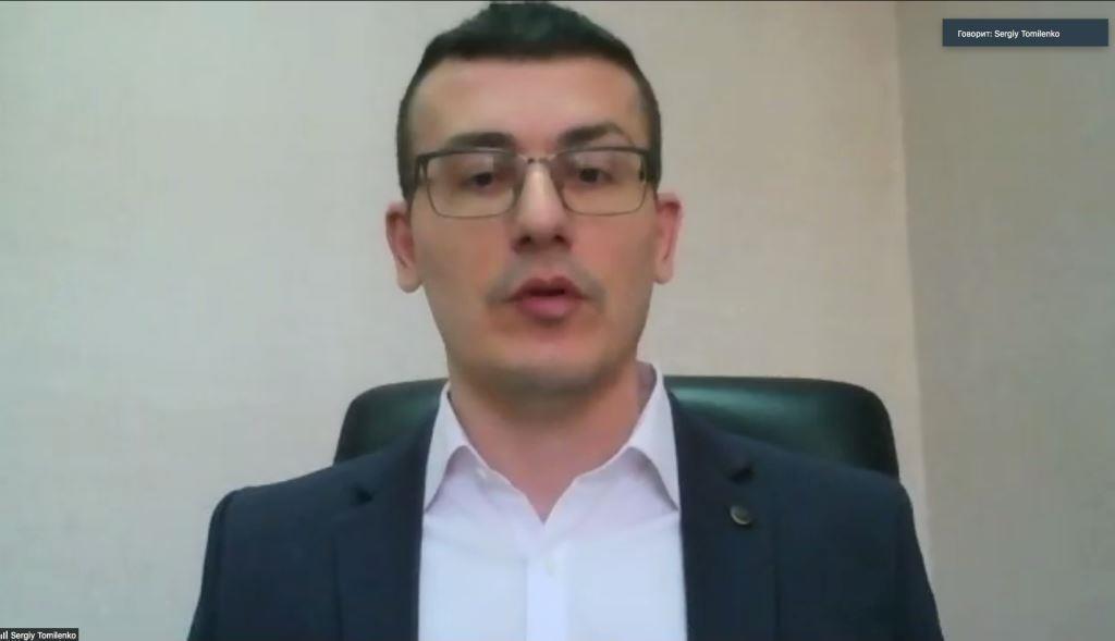 Томіленко закликав не політизувати питання
