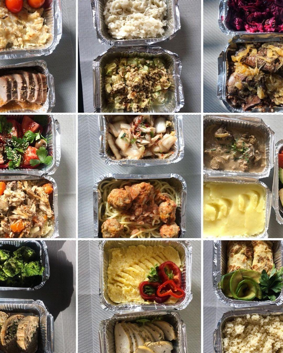 У раціоні Фролової – страви з овочами, м'ясом і крупами