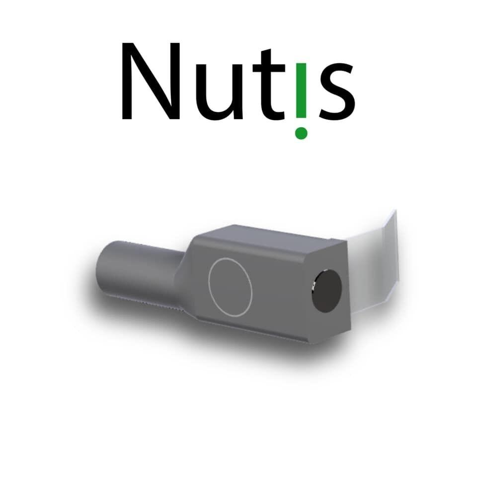 Свій винахід Сергій назвав Nutis