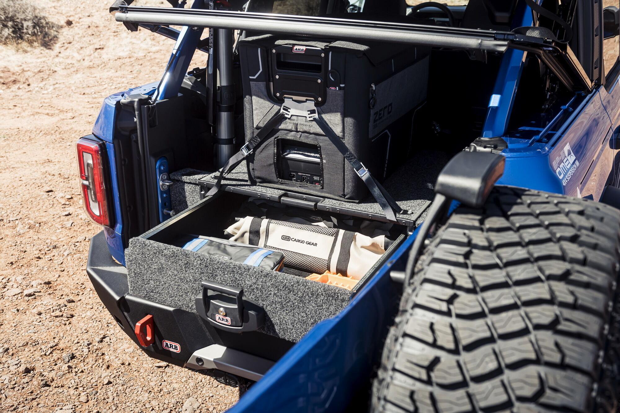 Custom Bronco від ARB 4x4 Accessories