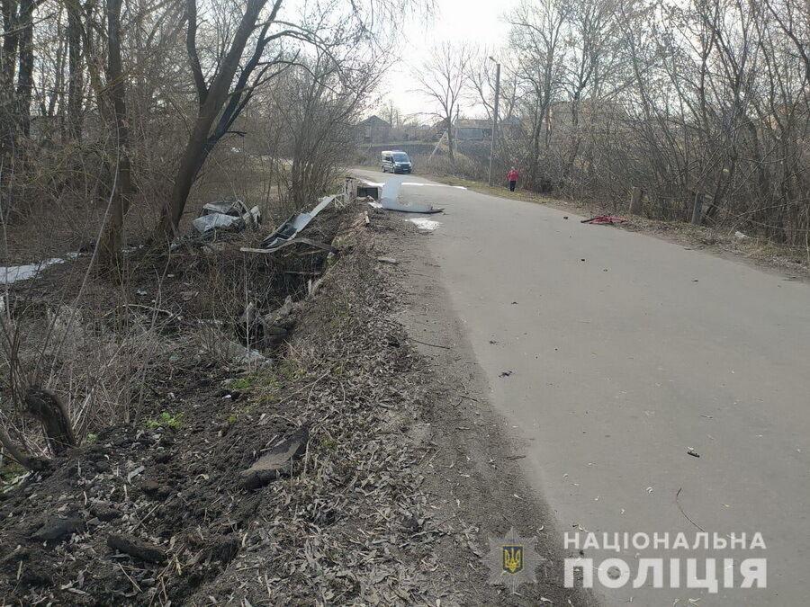 Місце аварії