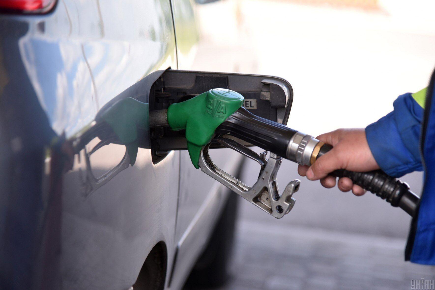 Ціна на пальне впливає на кінцеву вартість товарів