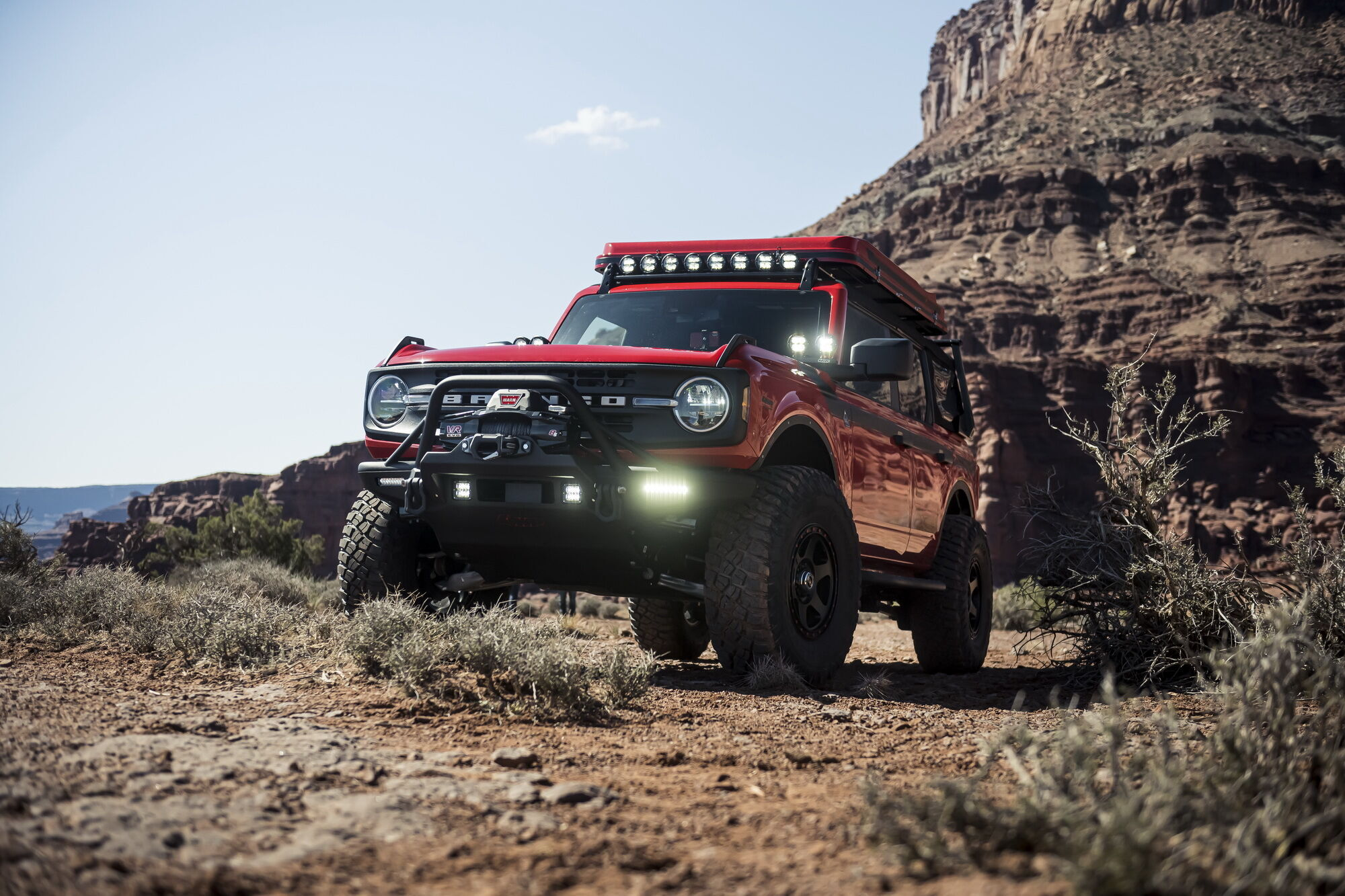 Custom Bronco від 4 Wheel Parts