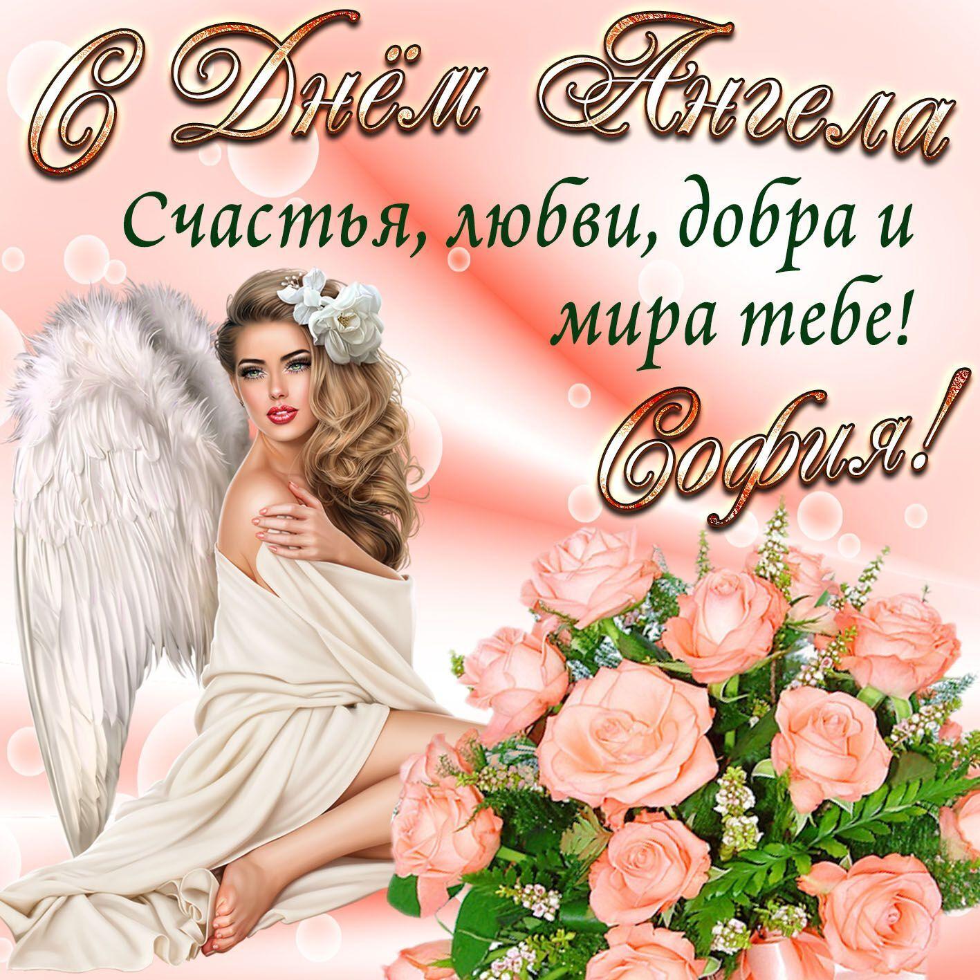 Картинка в день ангела Софії