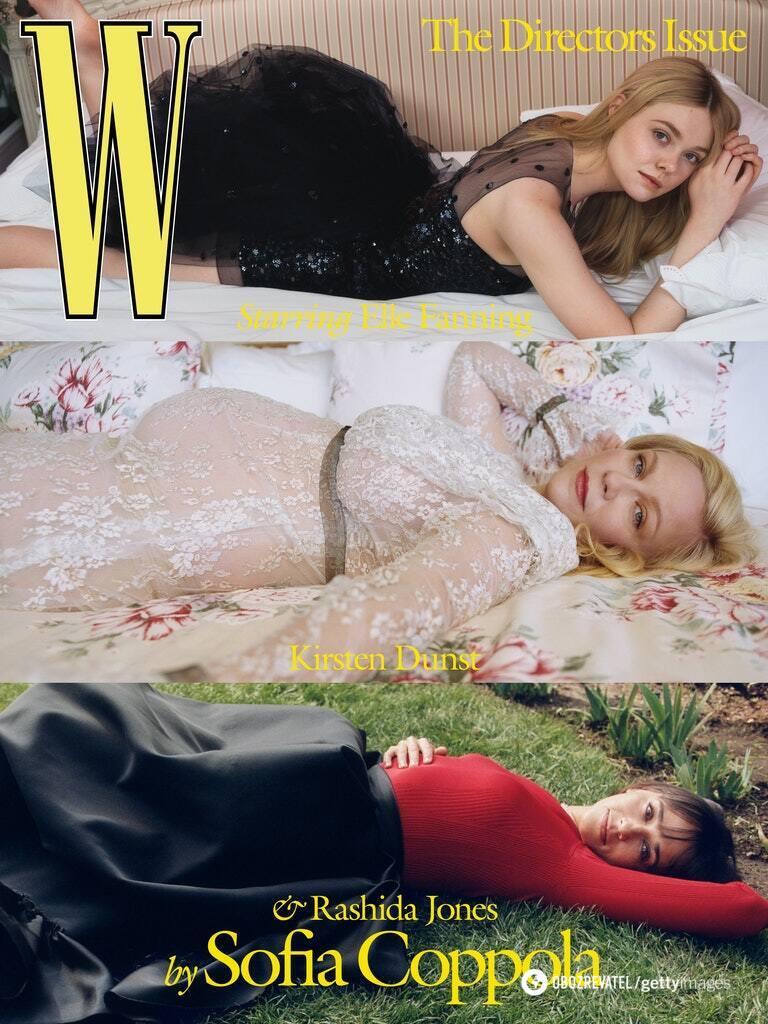 Кірстен Данст оголосила продругу вагітність в фотосесії для W Magazine