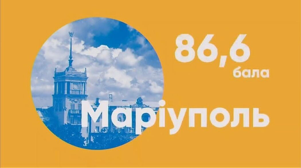 Маріуполь очолив рейтинг прозорості та підзвітностіміст у 2020 році – Transparency International