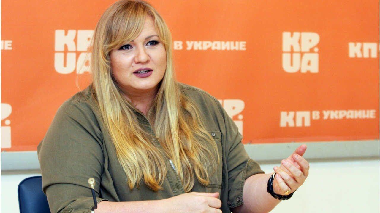 Акторка театру і кіно Олеся Жураковська нагороджена орденом княгині Ольги III ступеня