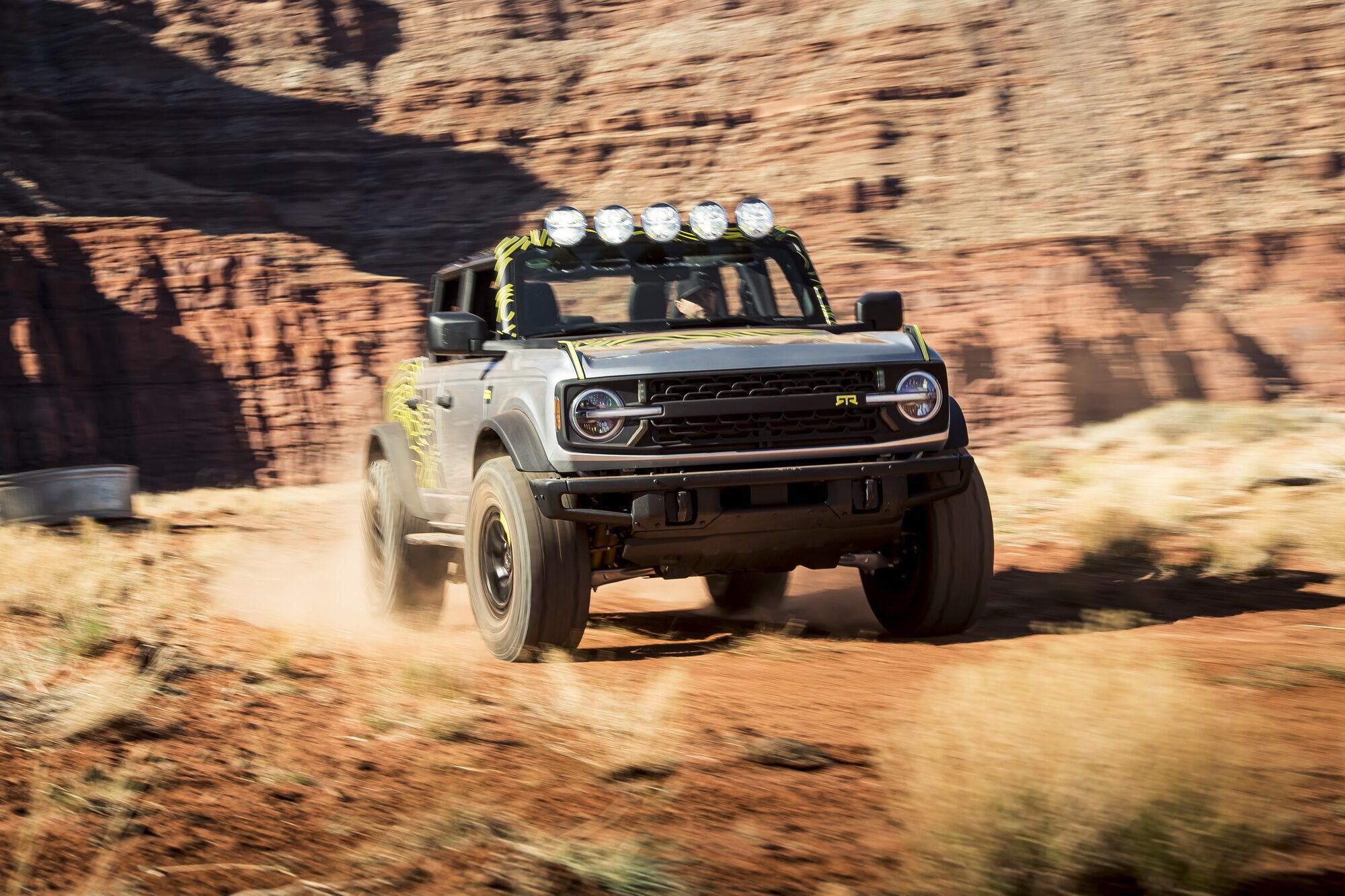 Custom Bronco від RTR Vehicles