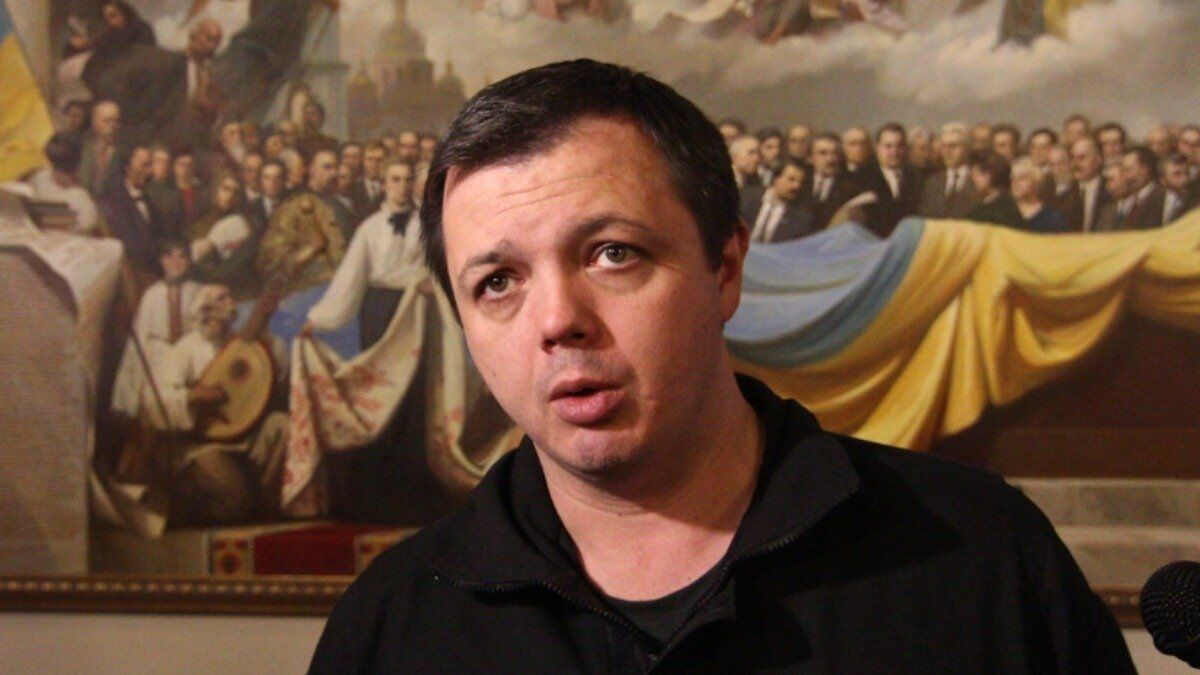 Семен Семенченко может быть причастен к рейдерскому захвату и разбойному нападению на Кировоградщине