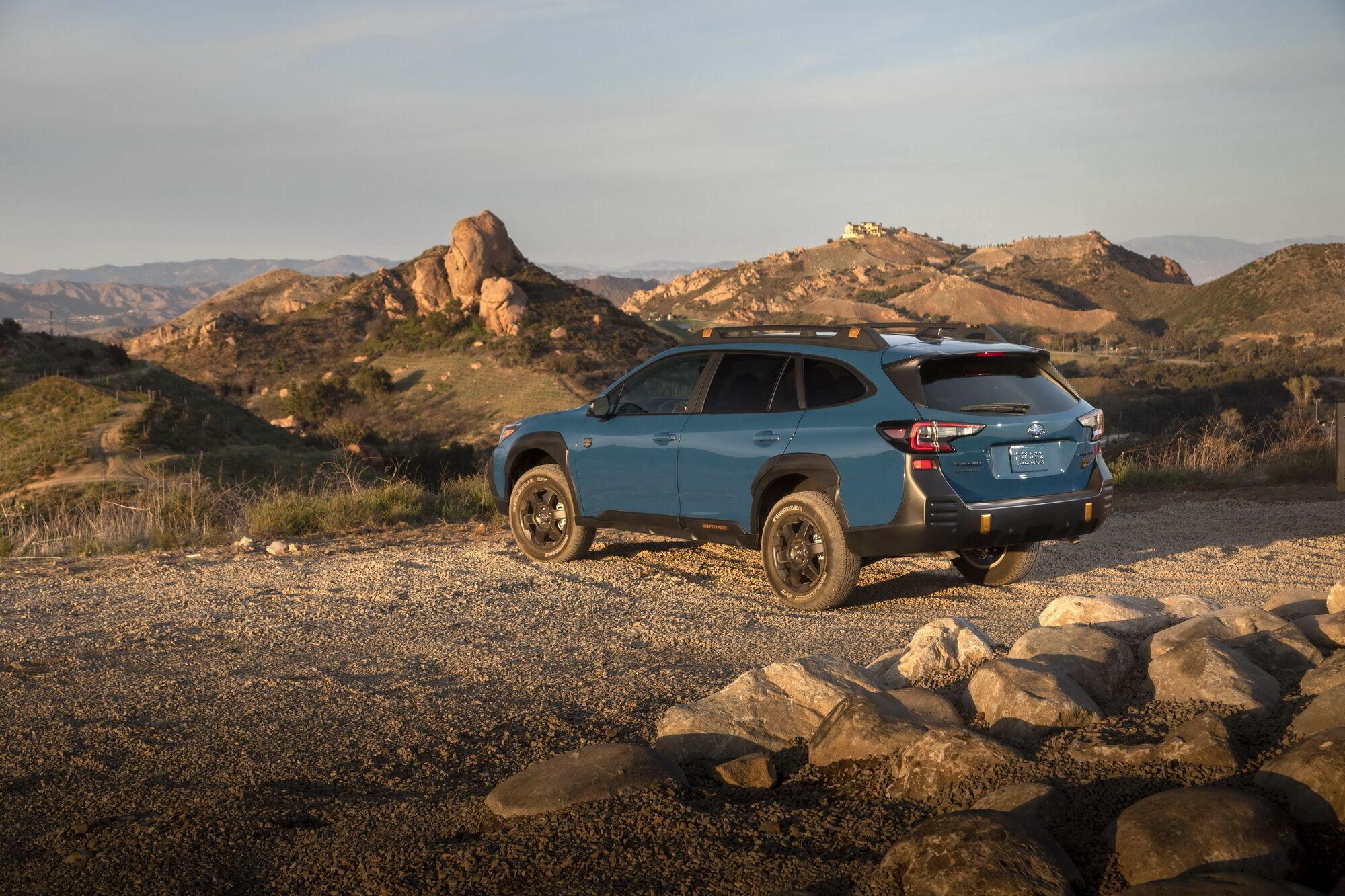"""Subaru показав найбільш """"позашляховий"""" Outback"""