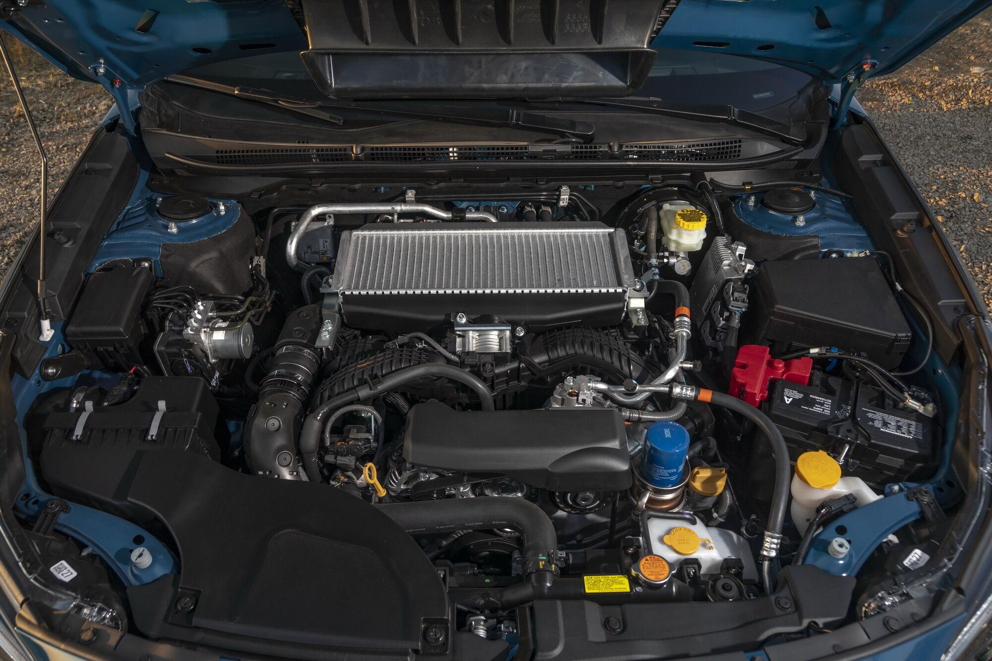 Під капотом Outback Wilderness розташовується 2,4-літровий турбомотором потужністю 263 к.с.