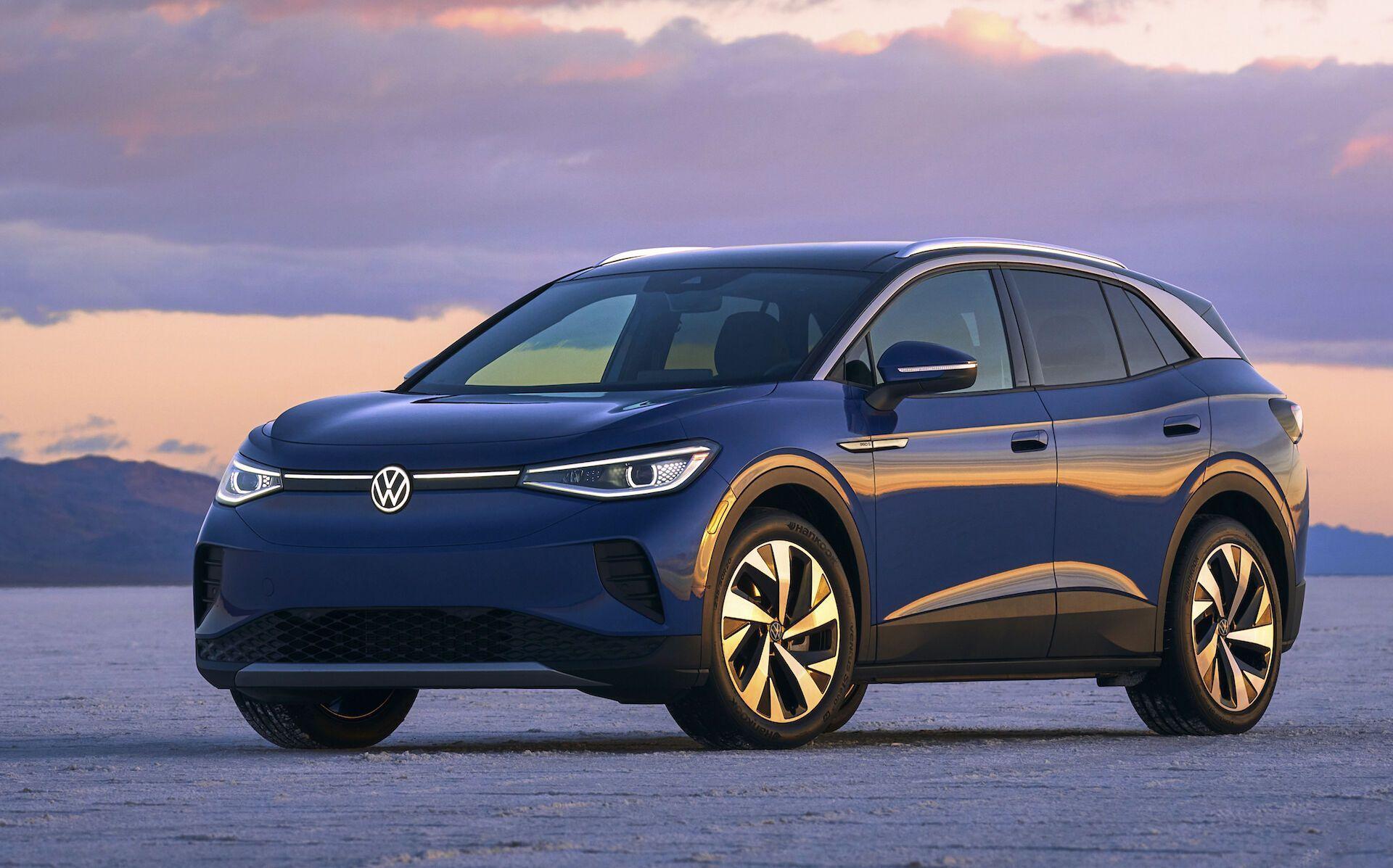У списку претендентів на перемогу – електричний кросовер Volkswagen ID.4