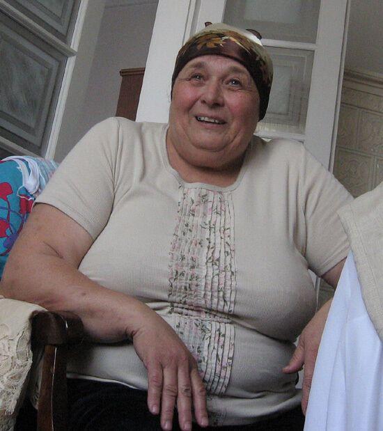 Марія Григорівна Фірташ (у дівоцтві Вербовина)