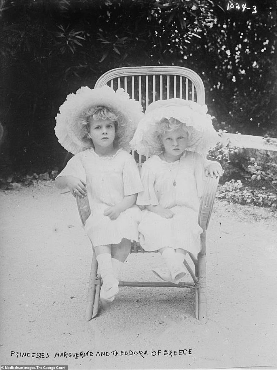 Принцеса Маргарита і принцеса Феодора