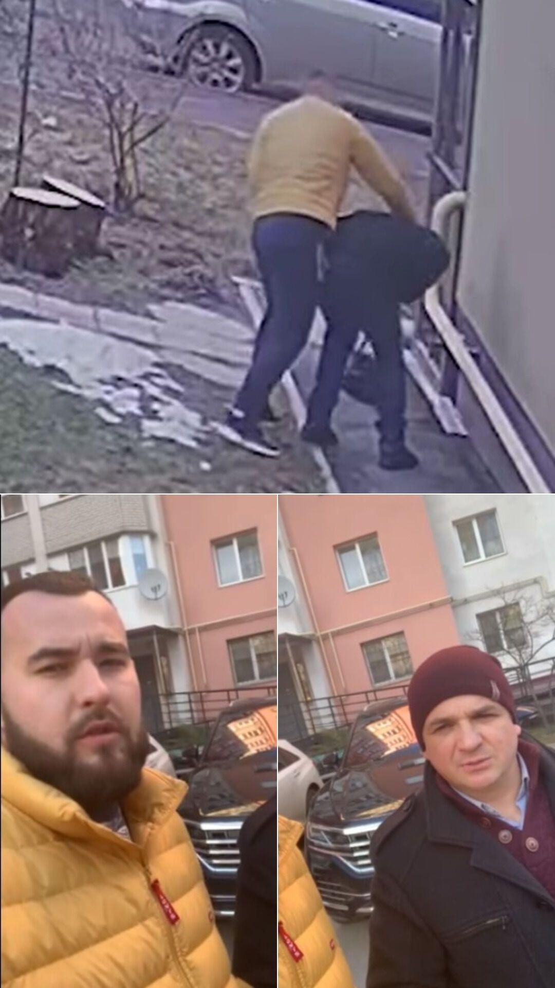 """В Виннице """"герой парковки"""" избил мужчину за замечание: история получила неожиданный финал. Видео, фото-2"""