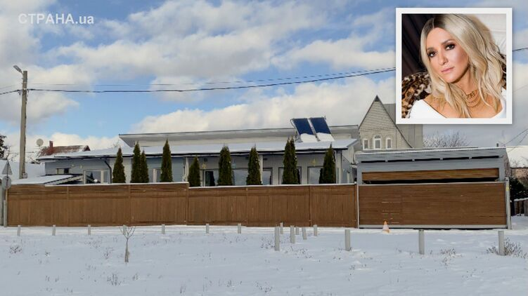 Дом Могилевской на Осокорках.