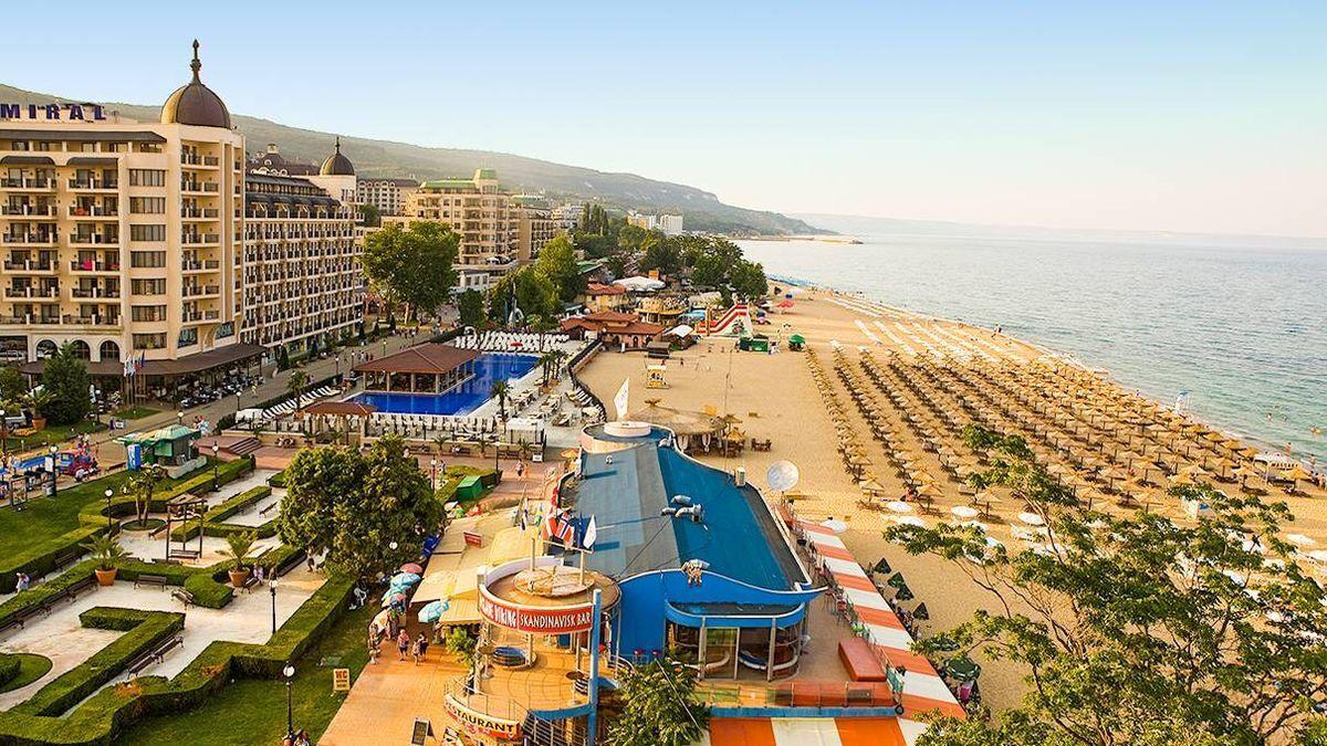 В марте-апреле пляжный сезон в Болгарии будет еще закрыт, можно прогуляться по городам