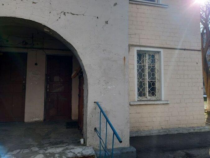 Дом, где жили сестры Валуйские