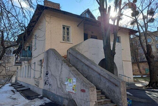 Будинок, де розташована квартира загиблих