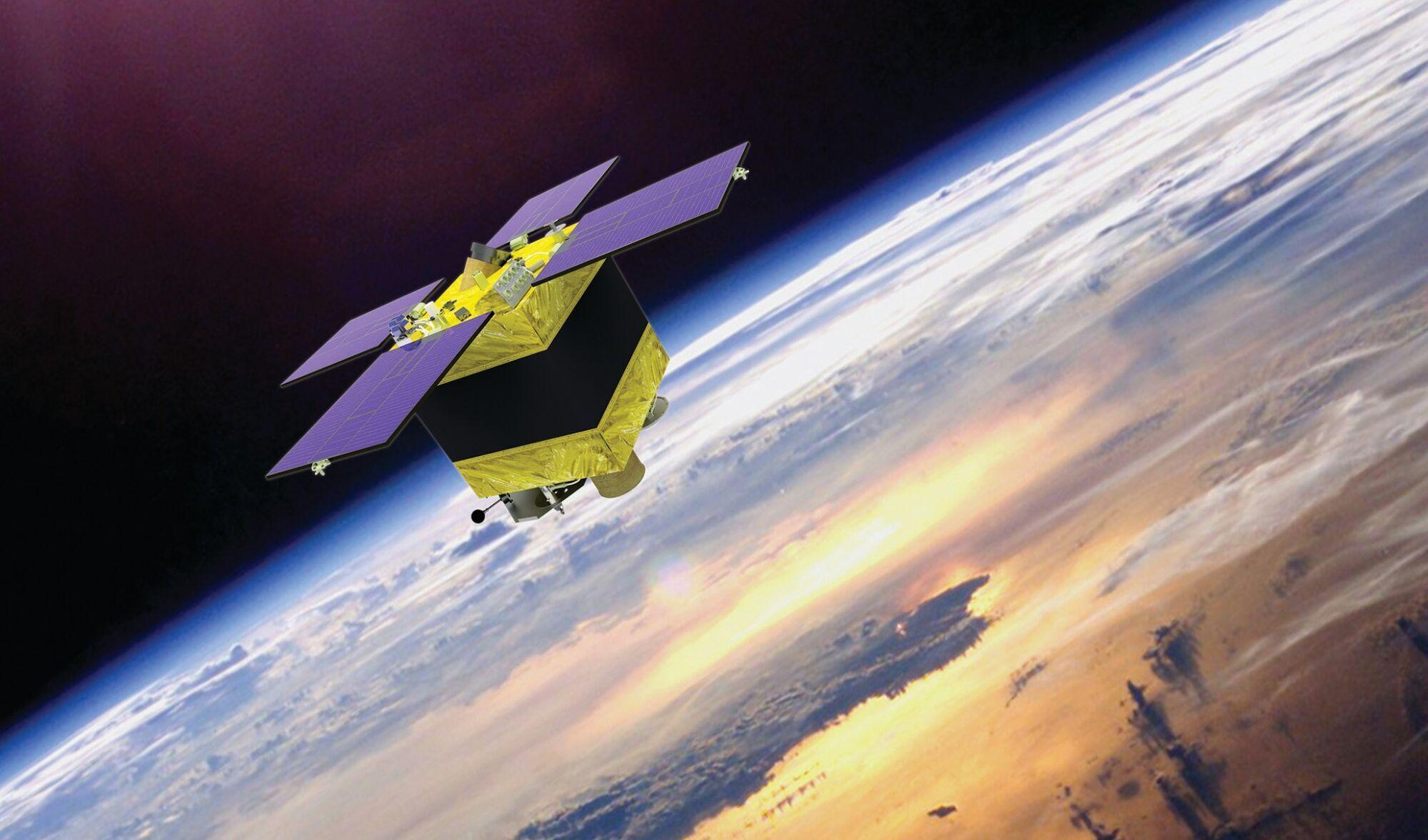 Супутник запустять у космос