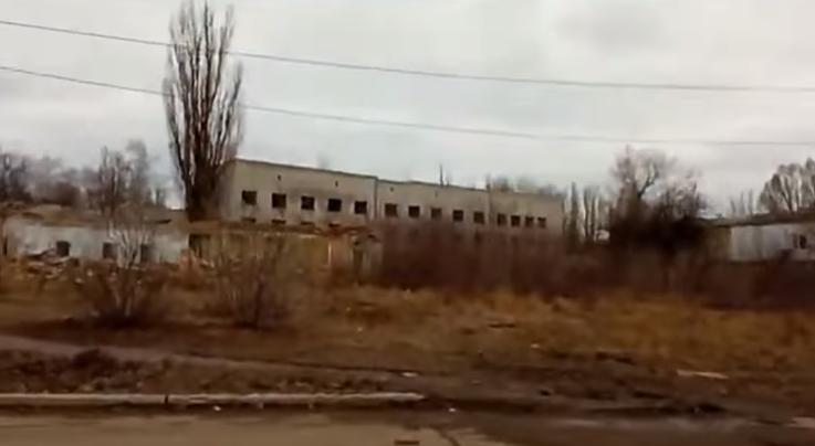 Разруха в Горловке