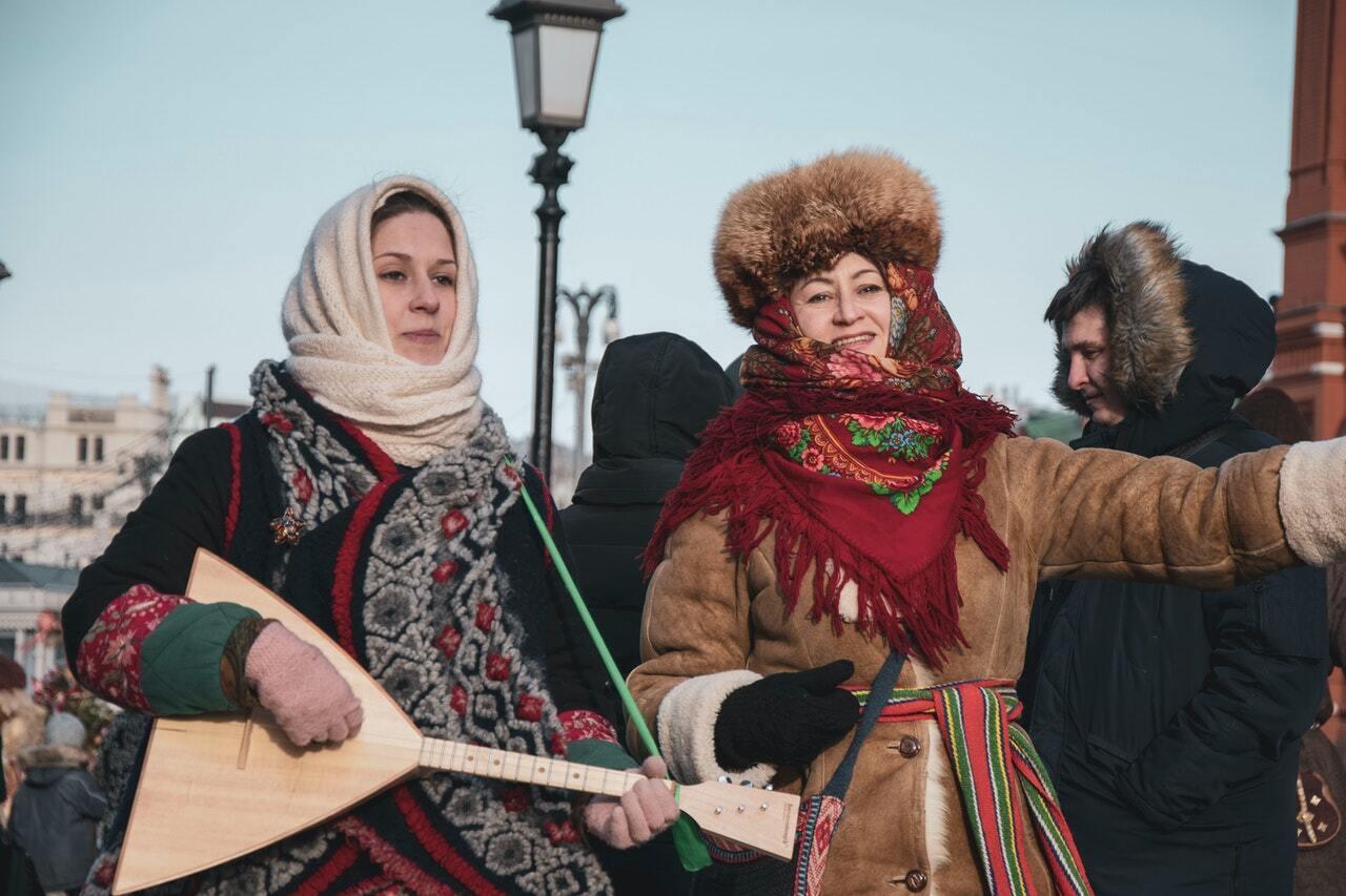 В СССР празднование Масленицы культивировалось на государственном уровне – с российскими блинами