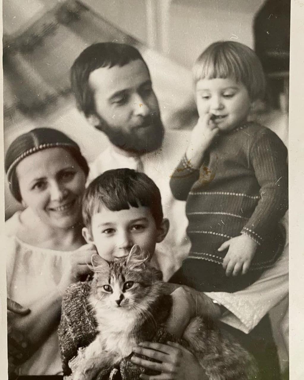 Семья Нины Матвиенко