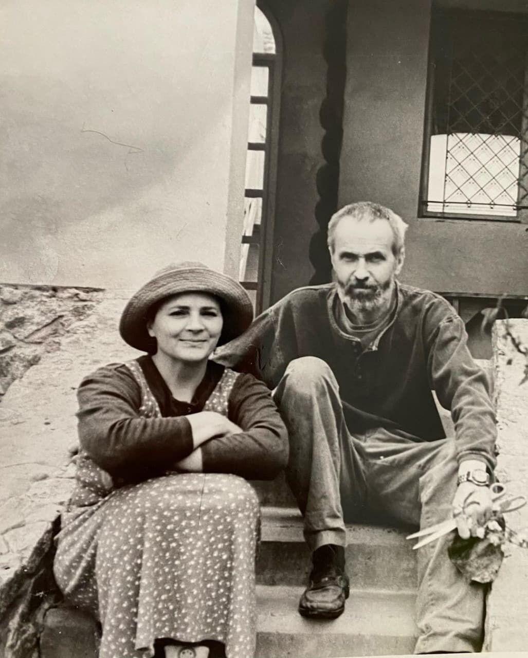 Молодые Нина и Петр
