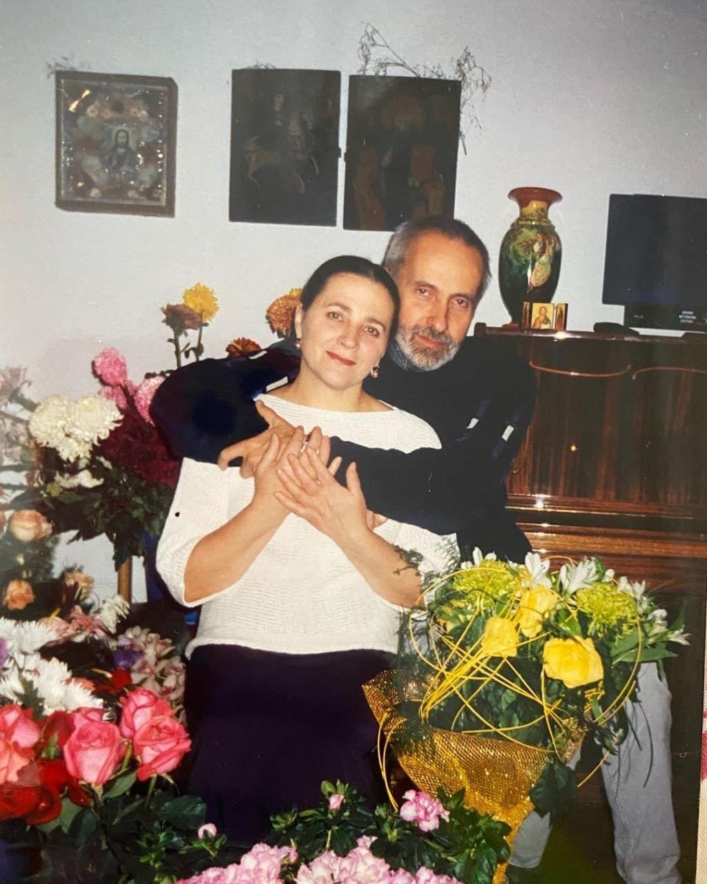 Нина Матвиенко с мужем празднуют золотую свадьбу