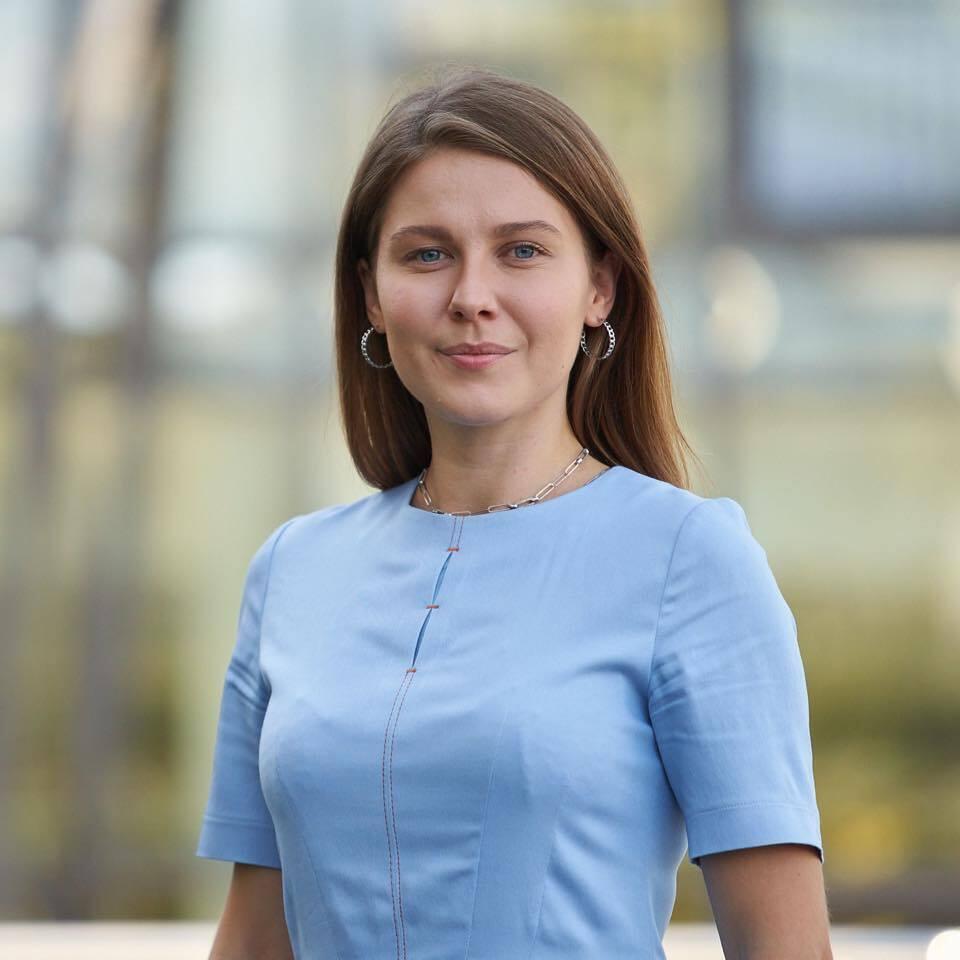 Соавтор законопроекта № 3908-1 депутат Верховной Рады Украины Марина Бардина