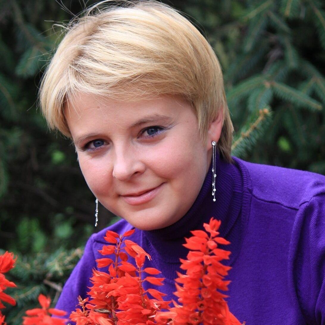 """Представительница ОО """"Ла Страда-Украина"""" Марина Легэнькая"""