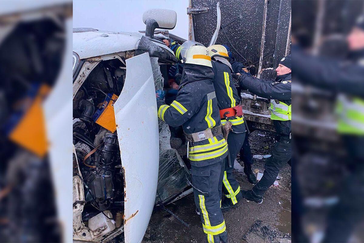 Аварія під Дніпром
