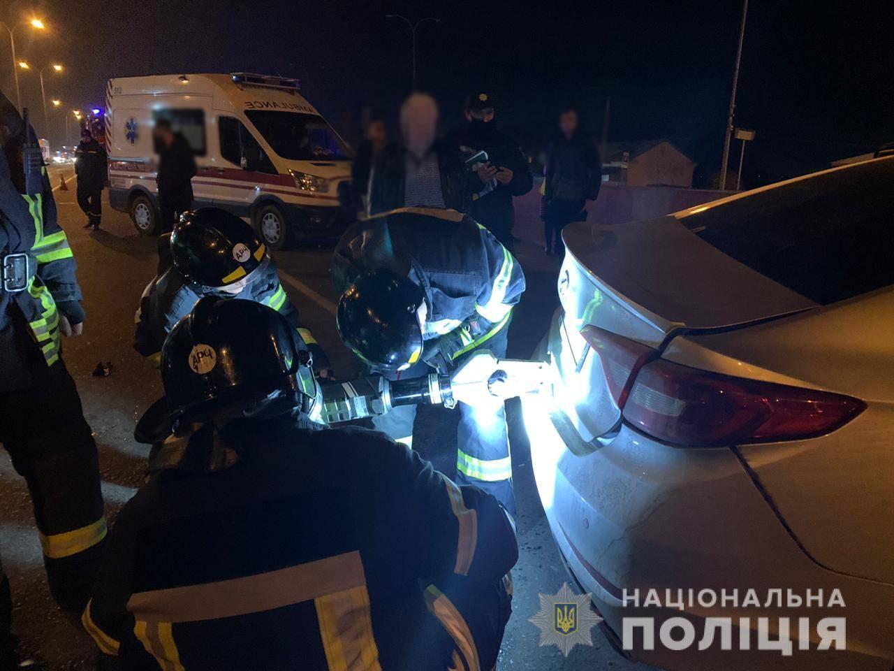 Смертельное ДТП под Одессой 5 марта