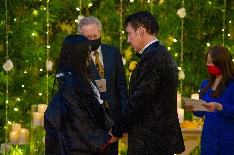 Ніколас Кейдж одружився вп'яте.