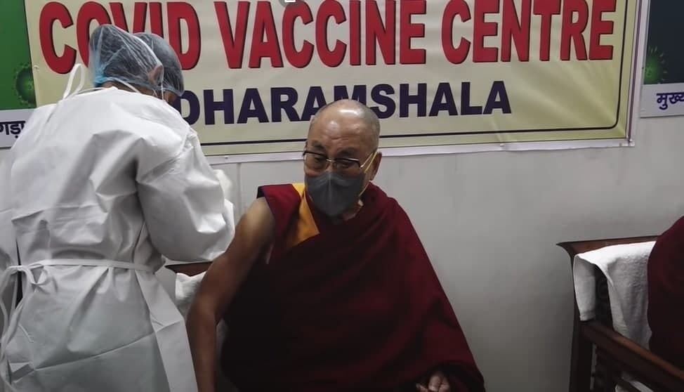 Духовний лідер буддистів Далай-Лама.